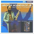 Feels So Good/A Secret Place by Grover Washington, Jr. (CD, Mar-2003, Raven)