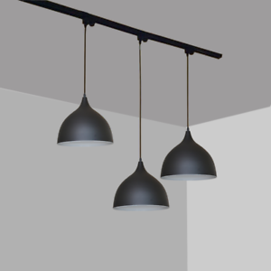 Details About Kitchen Linear 3 Pendant Lighting Fixture Tracking Light