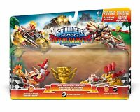 Skylanders Superchargers Double Dare Trigger Happy Land Racing Action Pack
