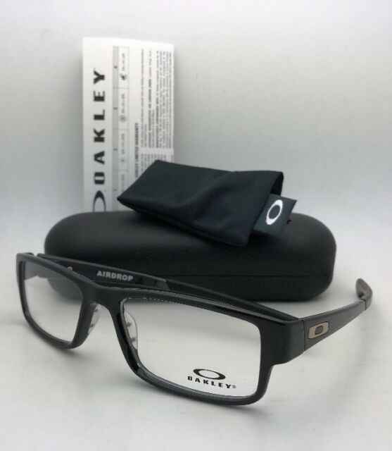 bb33204bb06 New OAKLEY Eyeglasses AIRDROP OX8046-0257 XL Large 57-18 143 Black Ink  Frames