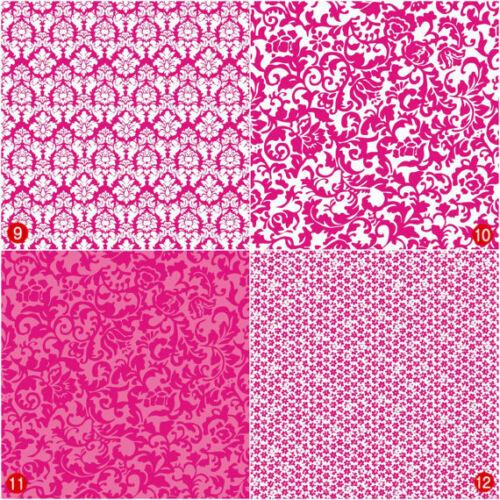 Heat Transfer Vinyl Hot pink Vinyl  sheets SKU 0297 651 Outdoor Vinyl