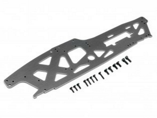 HPI 116704 Tvp Chassis V2 (Right WB 390MM 3MM) Savage XL Flux