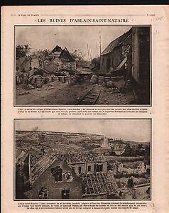 WWI-Ruines-Ablain-Saint-Nazaire-Notre-Dame-de-Lorette-Arras-1915-ILLUSTRATION