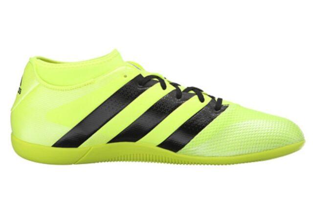 Buy adidas Men s US 12 Ace 16.3 Primemesh Indoor Soccer Futbol Football  Neon Shoes online  5730f7a3e2