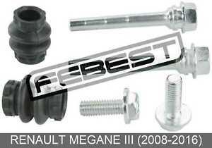 Pin-Slide-Rear-Kit-For-Renault-Megane-Iii-2008-2016