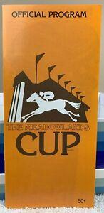 1988-The-Meadowlands-Cup-Meadowlands-Racetrack-Winner-Alysheba-Chris-McCarron