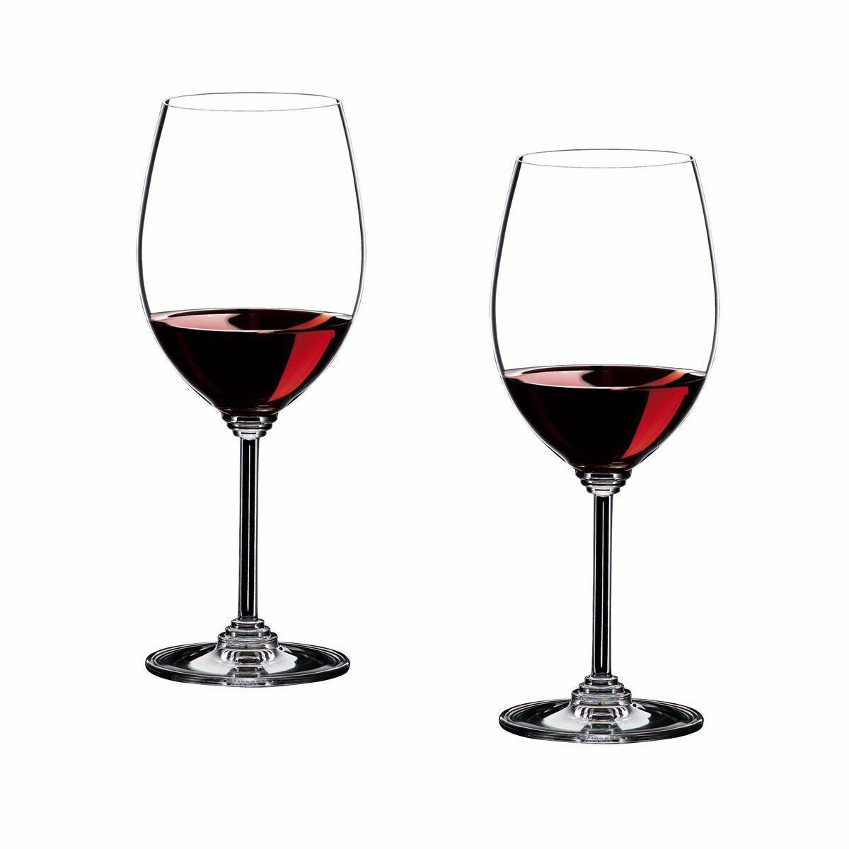 Riedel Wine Cabernet Merlot Glass Pair