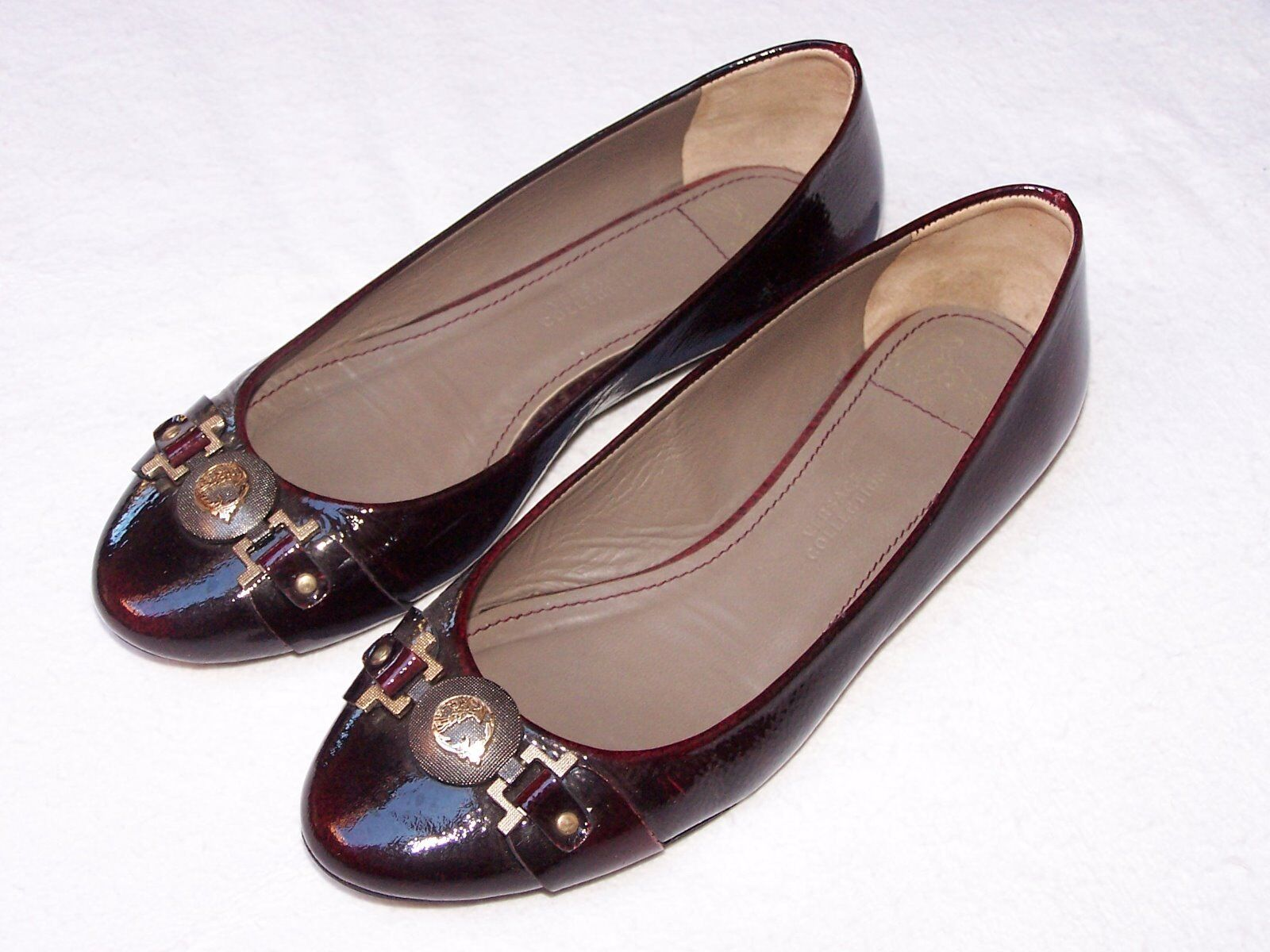 RIBASSO-REGALO    shoes VERSACE women  BALLERINE