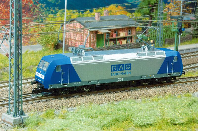 TT E-Lok BR 145 blau   silber RAG Ep.V Kühn 32412 NEU  | New Style