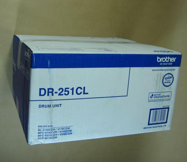[1346*] BROTHER DR-251CL  DRUM UNIT ( RRP>$290 )