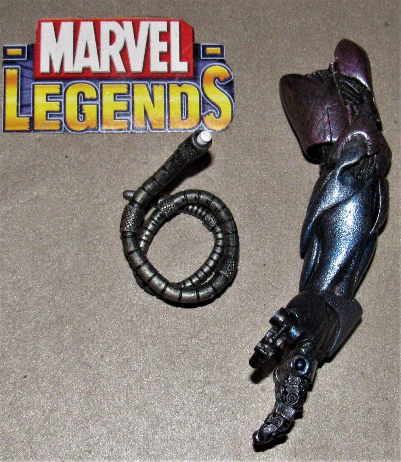 Marvel Legends Build A Figure BAF Sentinel Left Arm & Tentacle (2) Piece Lot