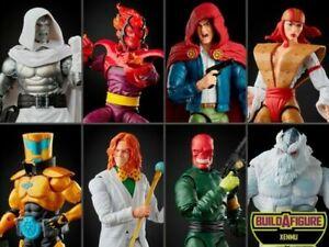 Marvel Legends Super Villains Wave 1 Set of 7 Figures Xenmu BAF IN STOCK NOW!!!