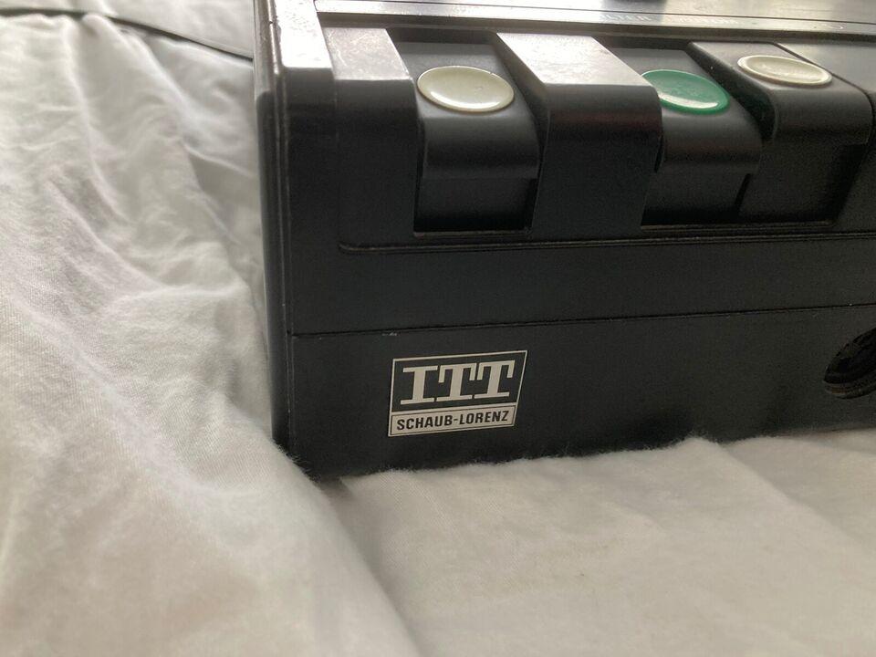 Båndoptager, Andet, ITT Shaub-Lorenz SCX 75 Hifi