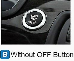 Red NO OFF Engine Start Button Replace Kit For BMW F/&G Chassis Series F10 G10