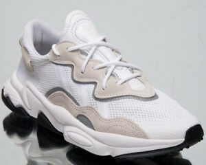 uk store detailed images best sell Details about adidas Originals Ozweego Mens White Casual Lifestyle Sneakers  Shoes EE6464