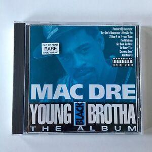 Mac-Dre-034-Young-Negro-Brotha-034-CD-Raro