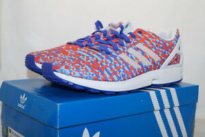 6 Eu Adidas 46 Originals 5 B34473 Weave Lila Rot Uk11 Flux Zx Torsion TX0nX1q