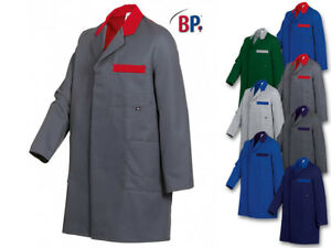 Gehorsam Bp Arbeitsmantel 1484 700 Herrenmantel Kittel Mantel Arbeitskittel Gr 44-66 Kleidung Jacken & Mäntel