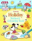 Holiday Sticker and Colouring Book von Jessica Greenwell (2015, Taschenbuch)
