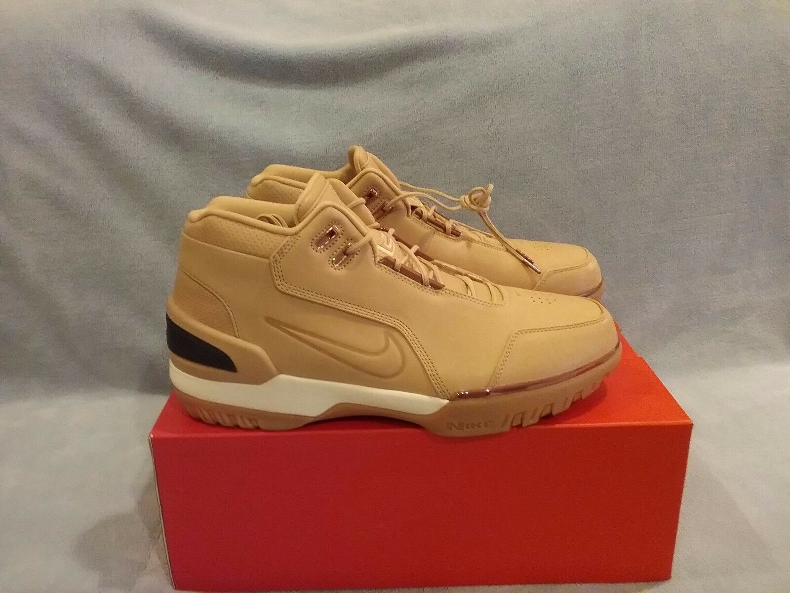 Nike Air Zoom Generation AS QS Lebron Vachetta Limited 308214-200 Size 10.5