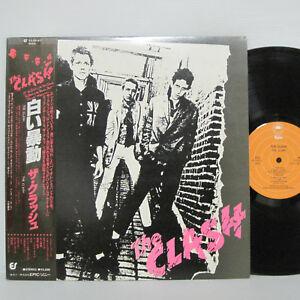 THE-CLASH-S-T-LP-1979-JAPAN-VINYL-NM-WAX-EPIC-SEX-PISTOLS-DAMNED-JAM-w-obi