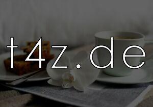 PREMIUMDOMAIN T4Z.de DE-DOMAIN