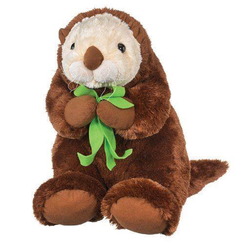 Large Sea Otter 31 Inch Plush Stuffed Animal Toy Wildlife Artists Xl