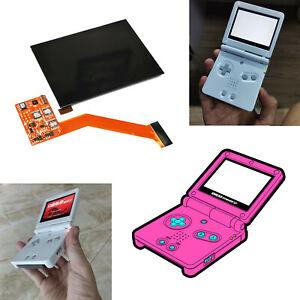 Highlight Screen IPS Pantalla Para Game Boy Advance SP GBA SP Consola Recambios
