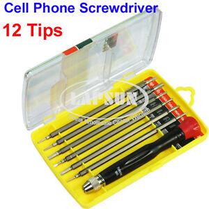 Torx-Philips-Star-Screwdriver-Tool-Set-iPhone-Cell-Phone-Computer-Repair-Kit-AU