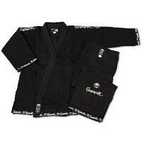 Proforce Jiu-jitsu Training Uniform Bjj Gi - Adult Sizes - Black