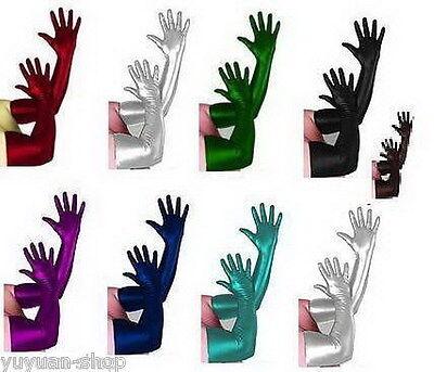 Wholesale S-XXL New Lycra Zentai&Spandex Sexy Costume Gloves