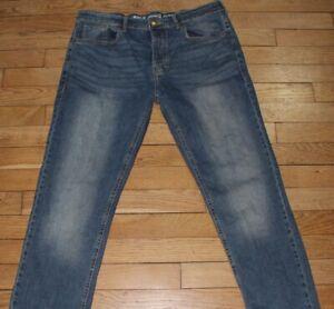Jeans-pour-Homme-W-34-L-30-Taille-Fr-44-Ref-L172