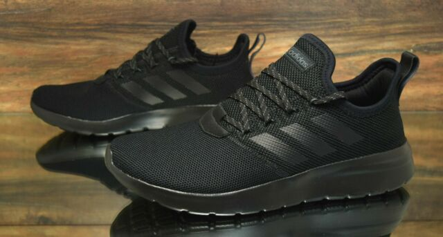 Adidas Lite Racer RBN Black Grey F36642 Running Shoes Men's Size 12 NEW