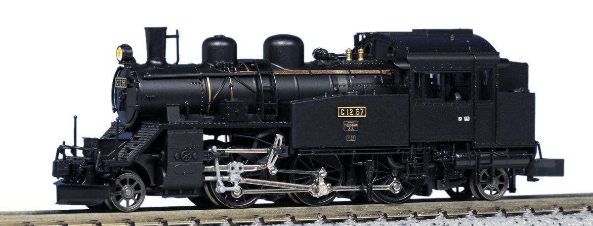 SL C12 Kato 2022-1 N Scale Japón