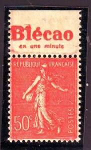 TIMBRE-PUB-BLECAO-50-c-semeuse-N-199-carnet-TTB