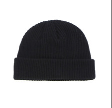 bb76eb77599 item 3 New Retro Fisherman Trawler winter Knit ribbed Turn up Wooly Beanie  Docker Hat -New Retro Fisherman Trawler winter Knit ribbed Turn up Wooly  Beanie ...