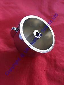 Flavel-Renaissance-Black-Red-amp-Silver-GC-3202240-Gas-Fire-Control-Knob-B-51190