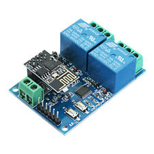 5v Esp8266 Dual Wifi Relay Module Internet Of Things Smart Home Remote Switch