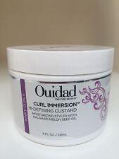 Ouidad Curl Immersion High-Defining Custard - 8 oz/ 236 ml