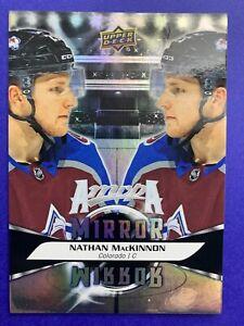 2020-21-Upper-Deck-MVP-Mirror-Mirror-MM-2-Nathan-MacKinnon-Colorado-Avalanche