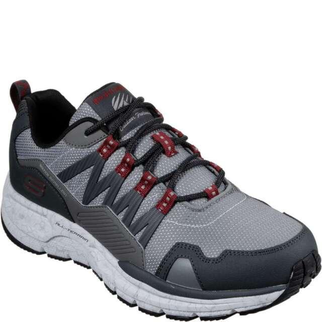 Skechers Men's Escape Plan 2-0 Ashwick [ Grey ] Cross Training Shoes - 51926GYRD