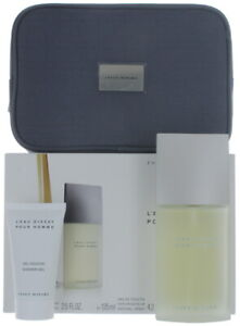L-039-eau-D-039-issey-Pour-Homme-by-Issey-Miyake-for-Men-Pouch-SET-EDT-Spray-SG-NIB