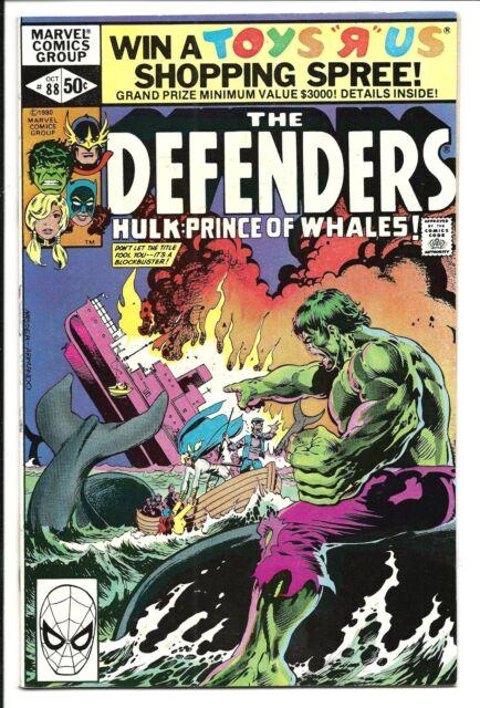 DEFENDERS # 88 (OCT 1980), NM