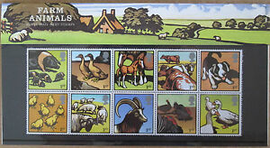GB-Presentation-Pack-367-2005-Farm-Animals