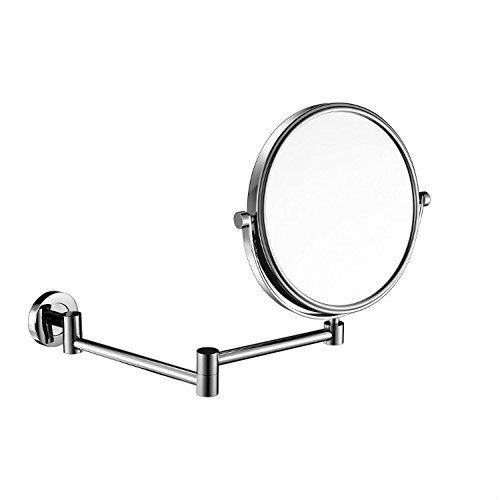 Excelvan 10x Magnification 8 Inch Double Sided Swivel Wall Mount Makeup Mirror Ebay