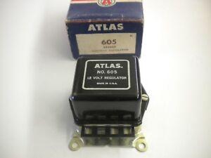 ATLAS-605-Voltage-Regulator-Pontiac-1963-67