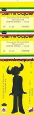 RARE / TICKET DE CONCERT - JAMIROQUAI : LIVE A LILLE ( FRANCE ) 1997 /COMME NEUF