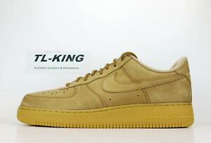 Nike Wheat Flax Brown AA4061 CW Force WB Gum 200 Low '07 about Details Air Light 1 LSqMUzVjpG