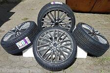 4 x Winterräder BORBET BS5 8 x 18 Zoll 215/40r18 Metal Grey Audi A3 8P 8V ABE