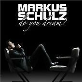 Do-You-Dream-Markus-Schulz-Audio-CD-New-FREE-amp-FAST-Delivery